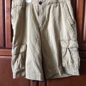 Men's Aeropostale Cargo Shorts EUC Size 30